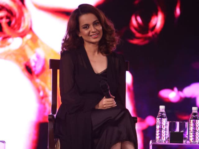 Kangana Ranaut, Star Of New Viral Video, Won't 'Pamper Male Egos'