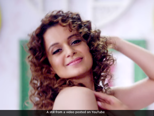 Simran: Kangana Ranaut's Single Rehne De Is An Anthem For Single Women