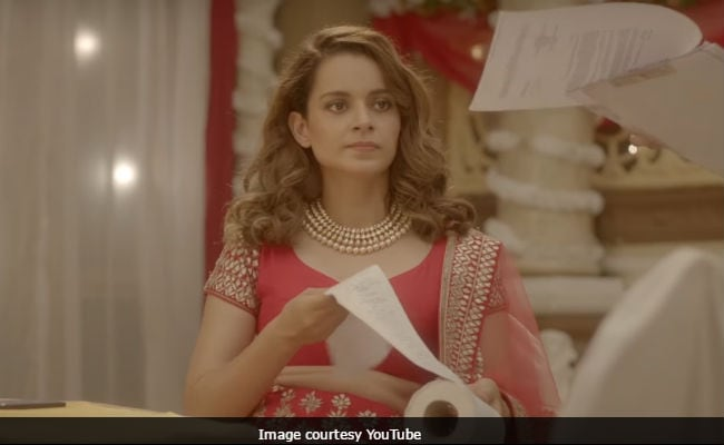 Kangana Ranaut Skewers Bollywood In AIB Video, Sings 'Coz I Have A Vagina Rey'