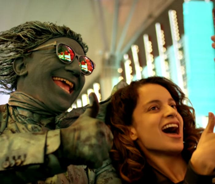 Simran Movie Review & Rating, Kangana Ranaut Twitter Live Updates Audience Response