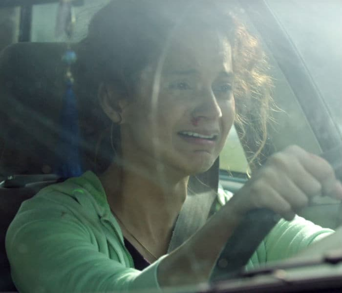 Simran review: A feisty Kangana canvas but it won't steal your heart