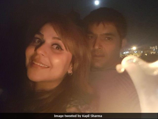 Kapil Sharma And Ginni Reportedly Break-Up. Finger Pointed At His Co-Star