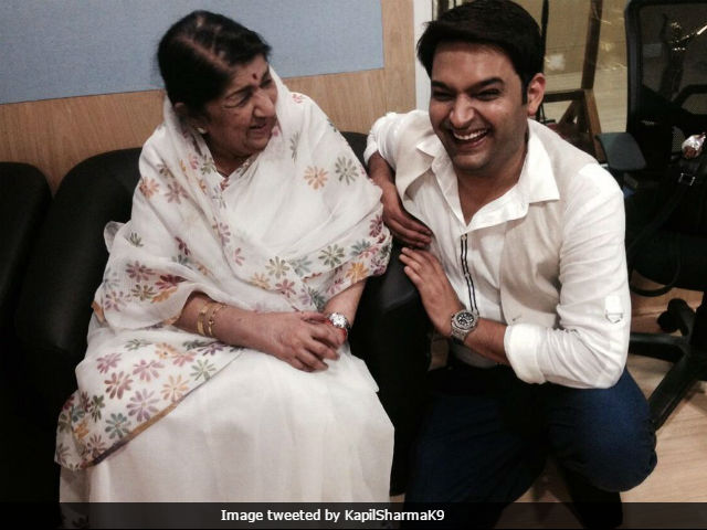 Kapil Sharma's Absence Leaves Trail Of Upset Fans. Lata Mangeshkar Among Them