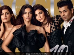 Karan Johar Trolled For Vogue Women Of The Year Cover. What's Wrong With You, Twitter?