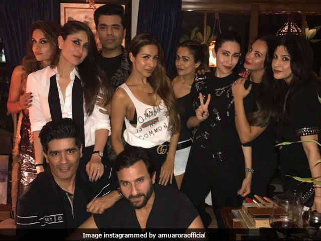Inside Kareena Kapoor's Grand Birthday Party