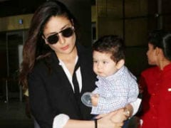 Kareena Kapoor And Baby Taimur In A Film? Sorry Folks, Budget Doesn't Allow