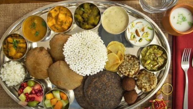 Navratri 2019: How To Make A Delicious Navratri Thali At Home