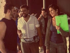 Salman Khan, Katrina Kaif's <I>Tiger Zinda Hai</i> Is Just One Song Short Of A Wrap