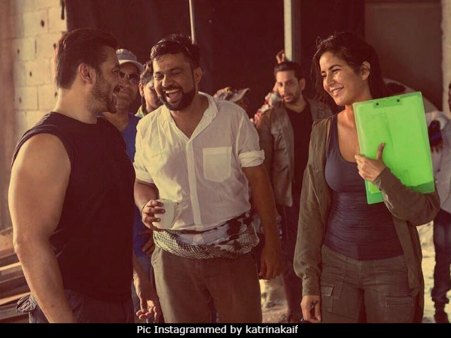 Salman Khan, Katrina Kaif's Tiger Zinda Hai Is Just One Song Short Of A Wrap