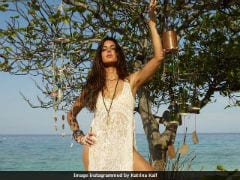 Katrina Kaif's Throwback Thursday Pic Will Give You Beach Goals