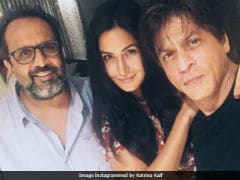 Katrina Kaif Posts Pic With Shah Rukh Khan From Day 1 On Set