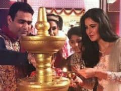 Navratri 2017: Katrina Kaif Joins Festivities In Kerala