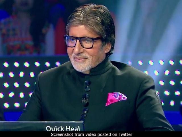 KBC-9 में अमिताभ बच्चन ने खोला राज, उनका सिर्फ 25 फीसदी लिवर ही करता है काम