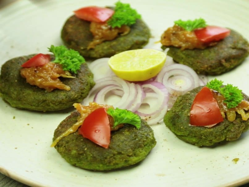 हरा भरा कबाब