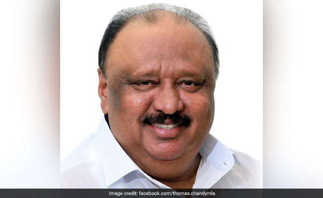 Kerala Court Tells Vigilance Bureau To Charge Ex-Minister Thomas Chandy