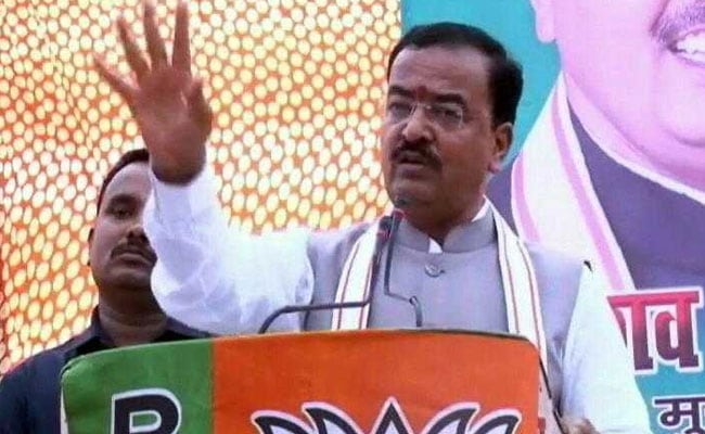 Won't Be Surprised If BJP Bags All 80 Seats In UP: Keshav Prasad Maurya