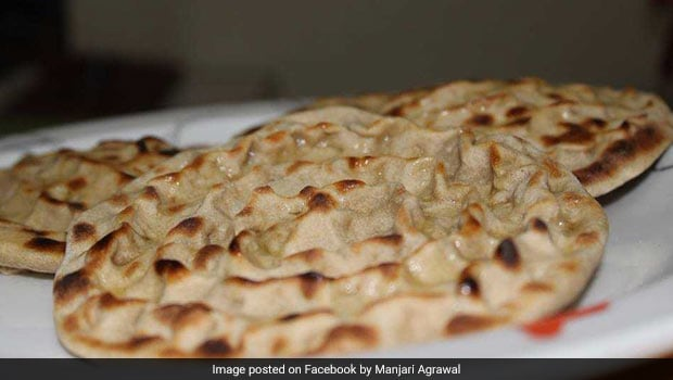 The Traditional Khoba Roti from the Royal City of Jodhpur is Nothing Like a Normal Tawa Roti