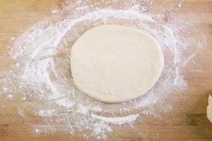 खमीरी रोटी