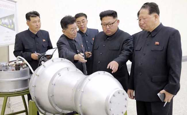 Hydrogen Bomb Test A 'Perfect Success', Can Be Loaded Onto Missile: North Korea
