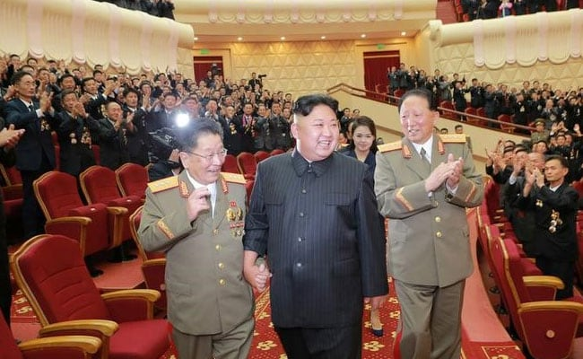 kim jong un happy reuters