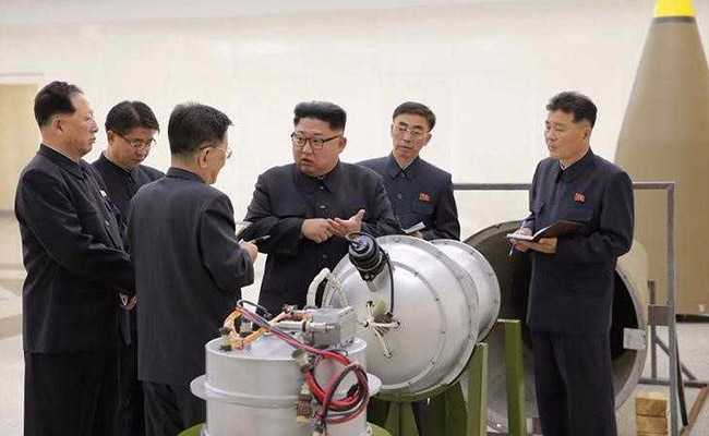 N Korea slapped with UN sanctions