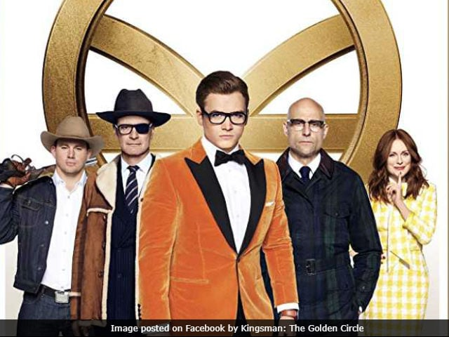 Kingsman: The Golden Circle Movie Review - Still Big, Still Bizarre, Still Better Than James Bond