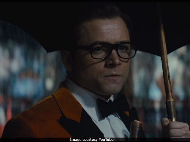 Kingsman: The Golden Circle Box Office Collection Day 1