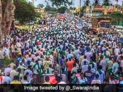 'PM, Keep Your Promise Or Leave': Angry Farmers Protest In Bengaluru