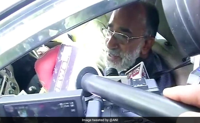 Former IAS officer Alphons Kannanthanam appointed a MoS in ministry of IT
