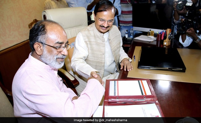 Alphons Kannanthanam: Demolition man-turned MoS in Modi cabinet