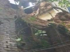 3 Members Of Family Killed After Building Collapses In Kolkata