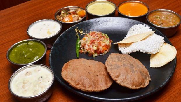 kopper kadhai set meal