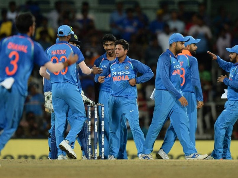India vs Australia, 2nd ODI: Kuldeep Yadav Spins Aussies, Becomes Third Indian To Claim Hat-Trick