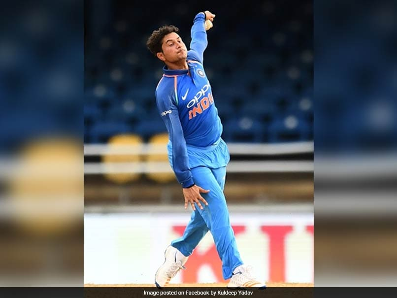 India vs Australia Highlights, 2nd ODI: Kuldeep Yadav's Hat-Trick Helps India Canter To 50-Run Win