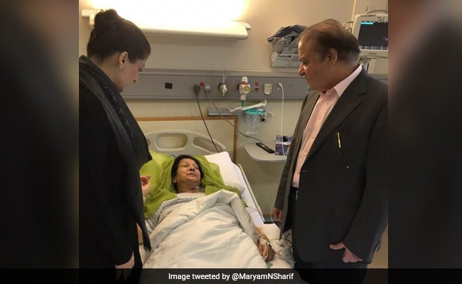 Nawaz Sharif, Daughter To Be Granted Parole For Begum Kulsoom's Funeral
