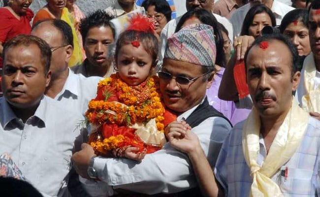Nepal Names 3-Year-Old As New 'Living Goddess', Ceremony Tomorrow