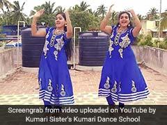 सुपरस्टार मोहनलाल के बाद सुपरहिट गीत 'जिमिक्की कम्माल' पर 'कुमारी सिस्टर्स' का डांस वीडियो हुआ वायरल...