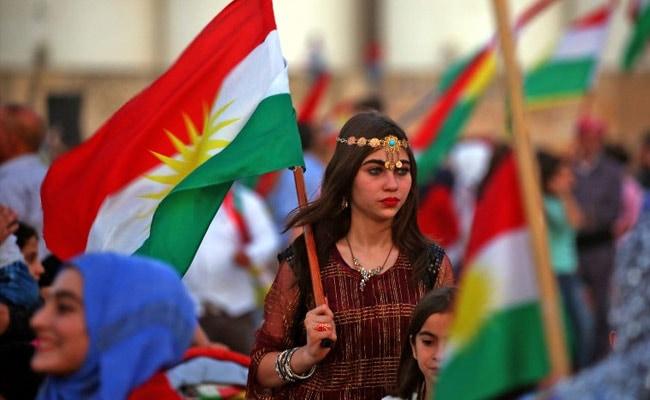 Massive 'Yes' Vote In Iraqi Kurd Independence Referendum