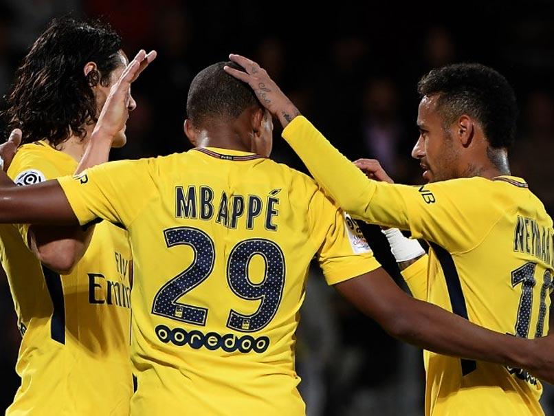 Kylian Mbappe Nets Debut Strike As PSG Thrash Metz In Ligue 1