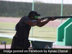 World Shotgun Championships: Kynan Chenai, Zoravar Singh Keep India In Hunt
