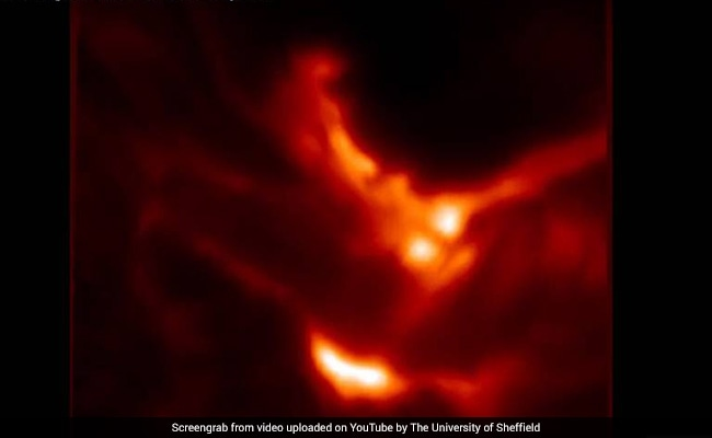 Largest Solar Flare In 12 Years Observed