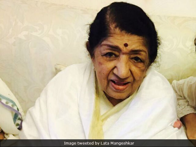 At 88, Lata Mangeshkar Remembers The Day When She Had No Money In Her Purse
