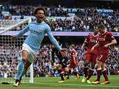 Manchester City vs Liverpool Highlights, Premier League: Jesus, Sane Brace Help City Thrash Liverpool 5-0