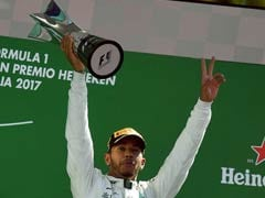 Formula One: Lewis Hamilton Goes Top After Italian GP Win