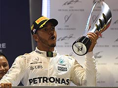 Lewis Hamilton Wins Singapore Grand Prix Ahead Of Daniel Ricciardo