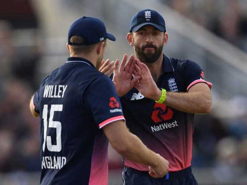 England's Liam Plunkett Happy To Be ODI 'Bad Guy' Amid Ashes Talk