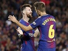 La Liga: Lionel Messi Hits Four As Barcelona Maintain Perfect Start