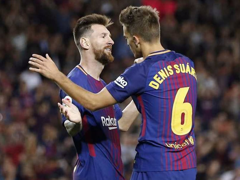 La Liga: Lionel Messi Hits Four As Barcelona Maintain Perfect Start