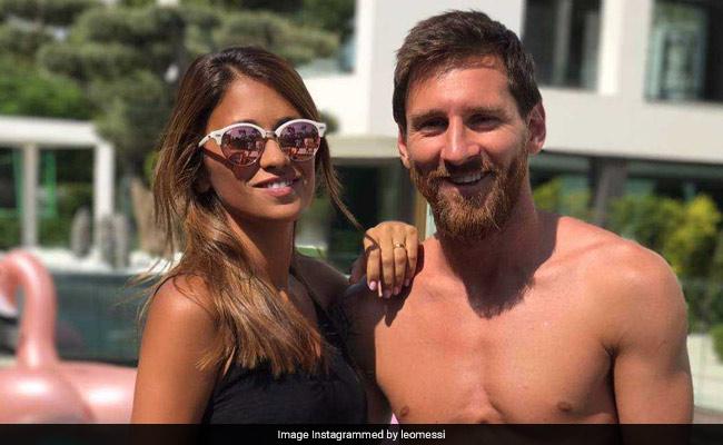 अर्जेंटीना के स्टार फुटबॉलर लियोनेल मेसी तीसरी बार बनेंगे पिता