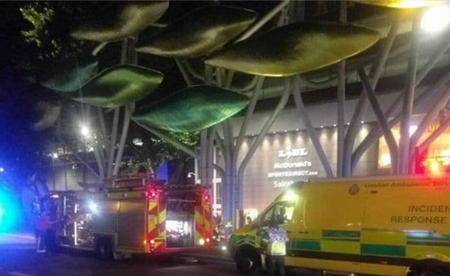 London 'Noxious Substance' Attack Injures At Least Five